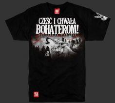 Żołnierze Wyklęci T-shirt koszulka - ULTRAPATRIOT POLSKA   Sklep z odzieżą patriotyczną