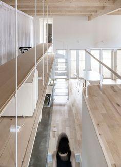 Roof and Rectangle / Jun Igarashi Architects