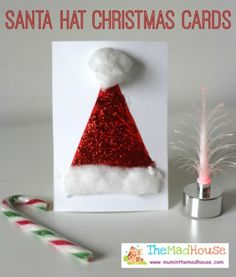 22 gorgeous Christmas card crafts for kids | BabyCentre Blog