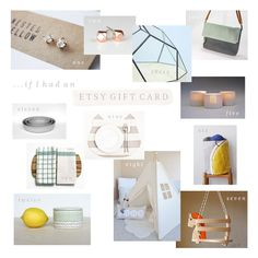 If I had an Etsy Gift Card | The Small Things Blog | Bloglovin'