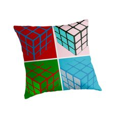 Eighties pop art cubes by aapshop