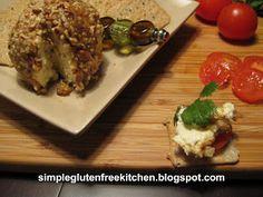 Gluten Free Food: Garlic and Brown Sugar Cheese Ball And Give Away Winner!!!