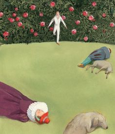 The Brothers Grimm Fairy Tales, Reimagined in Uncommonly Soulful Illustrations by Austrian Artist Lisbeth Zwerger   Brain Pickings