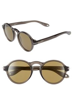 Givenchy 51mm Round Sunglasses (Regular Retail Price: $350.00) available at #Nordstrom