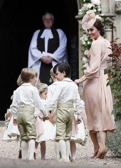 Kate Middleton no casamento da irmã Pippa Middleton (Foto: Getty Images)