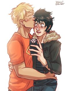I never thought Nico would take a selfie