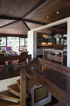 Dream modern woodsy home  (Foto: Filippo Bamberghi)