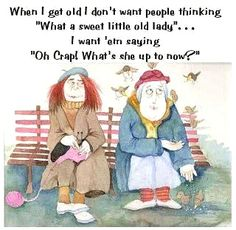 Growing old does not mean being unhealthy. There are numerous beauty care solutions readily available, and simple physical fitness, to keep young. Alter Humor, Funny Fails, Funny Jokes, Woman Quotes, Life Quotes, Women Humor Quotes, Hug Quotes, Humorous Quotes, Random Quotes