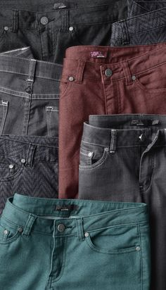 We just got these gorgeous new Kara jeans in for fall!  prAna Kara Jeana for Fall #new #prana #travel