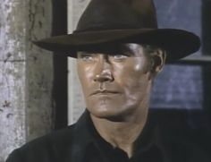 """Chuck Connors - """"Branded"""""""