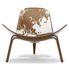 CH07 Lounge Chair by Carl Hansen at Lumens.com