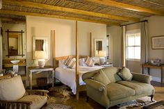 karoo lodge room