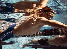 Speedo's Pace Club has workouts based on skill level, as well as videos on drills and form.