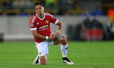 Manchester United's Javier Hernández joins Bayer Leverkusen Old Trafford, Manchester United, Career, Sad, Vibrant, The Unit, Football, Running, Sports