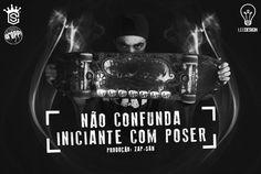 Cito MC lança seu novo som Não Confunda Iniciante Com Poser. - Clube do skate