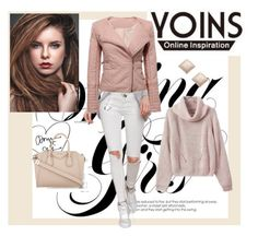 """YOINS CONTEST"" by nejrasehicc ❤ liked on Polyvore featuring мода и Givenchy"