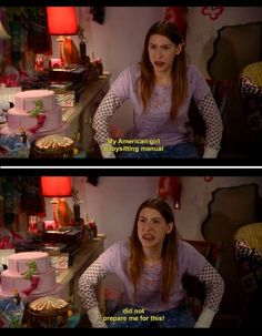 Sue Heck (I relate with her so much!)