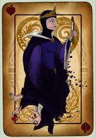 Evil Queen of Heart Card by ~DEGPHILIP on deviantART