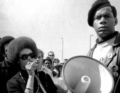 BPP - the Black Panther Party - photographs by Roz Payne