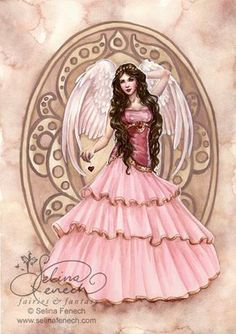 Selina Fenech Mermaid Art | Enchanted Designs Fairy & Mermaid Blog: Selina Fenech has New Art