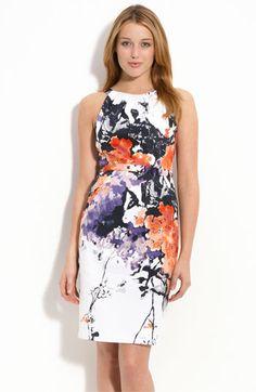 T Tahari 'Corrina' Dress