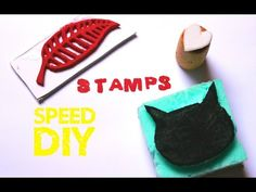 Speed DIY - Stamps - YouTube