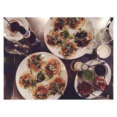 Lille lørdag! Redaksjonen koser seg på Taco Republica