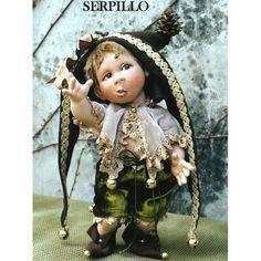 Doll elf: Serpillo, Porcelain Fairies Elves for sale Porcelain Doll Makeup, Porcelain Dolls Value, Porcelain Dolls For Sale, Porcelain Jewelry, China Porcelain, Porcelain Tiles, Porcelain Ceramics, Painted Porcelain, China Vase
