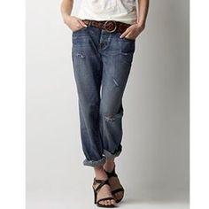Ann Taylor Loft Boyfriend Jeans Ann Taylor Loft Boyfriend Jeans New Size 26 Ann Taylor Jeans Boyfriend