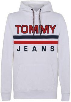 664db87e TOMMY JEANS Hooded sweatshirt - Sweaters and Sweatshirts | YOOX.COM