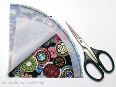 Carefree Curves Quilt Template/Sewing With Nancy Zieman   Nancy Zieman Blog