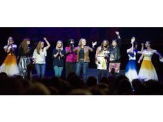 The Women of Faith Conference comes to a close Saturday at the Honda Center.