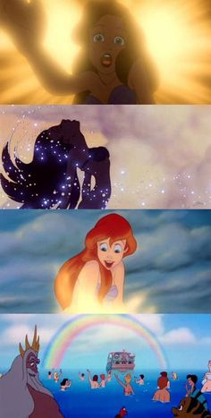 little mermaid. my favorite movie