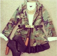 Find images and videos about fashion, style and outfit on We Heart It - the app to get lost in what you love. Teenager Outfits, Outfits For Teens, Fall Outfits, Cute Outfits, Summer Outfits, Only Fashion, I Love Fashion, Teen Fashion, Autumn Fashion