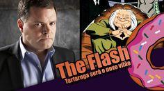 The Flash - Teremos o Tartaruga como novo vilão