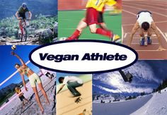 Vegan Athlete - Discover athletic excellence through diet
