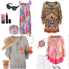 Women's online Bohemian Resortwear Fashion destination. Discover a world of unique and gorgeous boho-chic style - designer boutique quality clothing. Travel Wardrobe, Easy Wear, Resort Wear, How To Wear, Shopping, Clothes, Beautiful, Collection, Tops