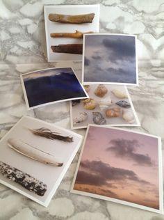 Ditte Maigaard -  Fanø Postcards 13,5 x 13,5 cm www.dittemaigaard.com