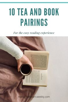 For the perfect cosy reading experience. #books #reading #tea #teanadbooks #cosy Theatre Reviews, Tea And Books, World Of Books, Book Recommendations, Book Lists, Self Improvement, Book Worms, Cosy, Blogging
