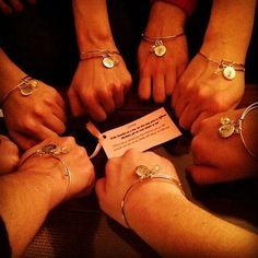 Family tree bracelets