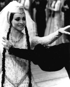 Georgian dancer