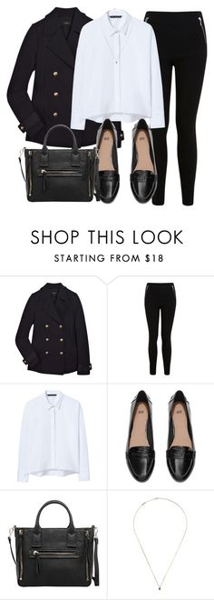 """Untitled #3645"" by laurenmboot ❤ liked on Polyvore featuring Joseph, Miss Selfridge, Zara, H&M, MANGO and Lauren Klassen"
