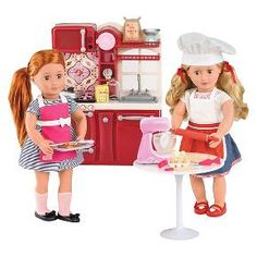 Our Generation Gourmet Kitchen - Pink   Dishwasher racks and ...