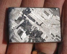 Meteorite cross section