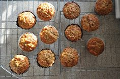 Apple Oatmeal Muffins Recipe | ¡HOLA! JALAPEÑO