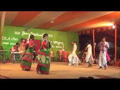 Chattu Dance Group | Hul Maha 2015 | Vir Sidhu Nagar A/5 Kalyani