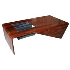 Jorge Zalszupin Coffee Table