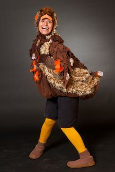 Shrek the Musical Costumes: Ugly Duckling