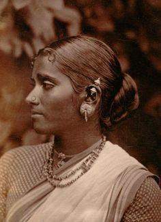 Ретро-дамы - Индианки (1870-е — 1940-е)