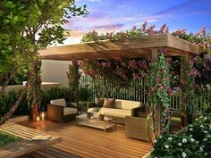 Dream patio